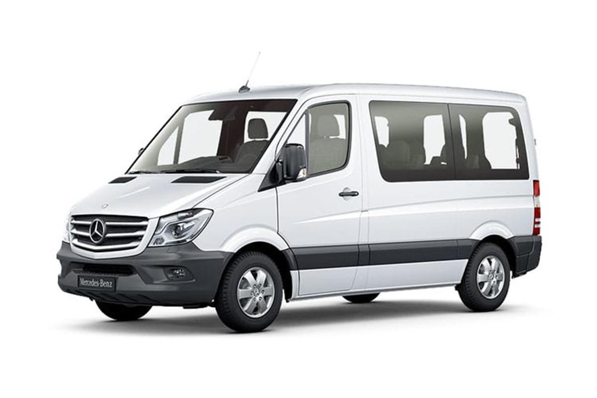 Mercedes-Benz Sprinter Lungo (9 P.)