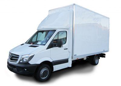 Mercedes-Benz Sprinter (Lungo)