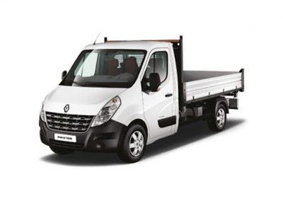Renault Master (Cassone Aperto)